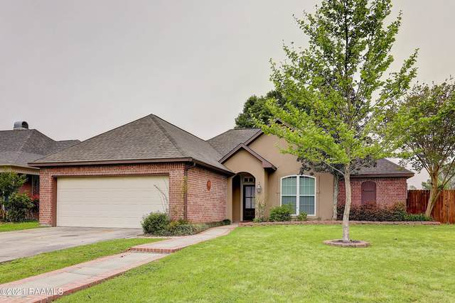 407 Tapestry Circle, Lafayette, LA 70508 (MLS #21003266) :: Keaty Real Estate