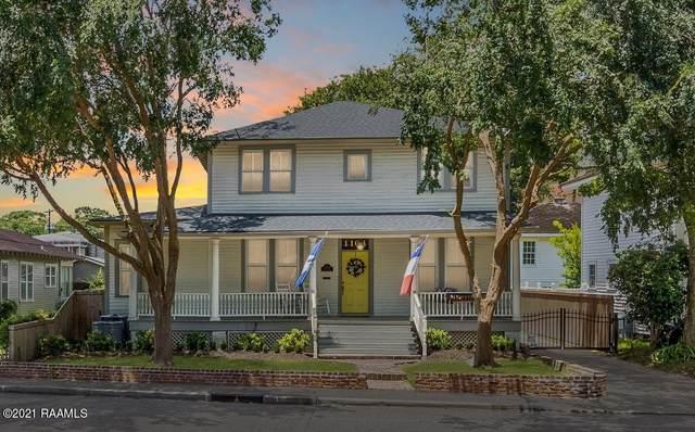 1104 St John Street, Lafayette, LA 70501 (MLS #21003270) :: Keaty Real Estate