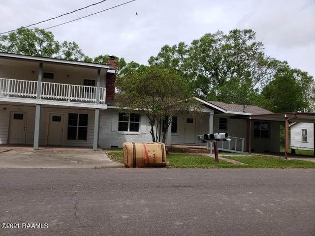 311 Dulles Street, Eunice, LA 70535 (MLS #21003287) :: Keaty Real Estate
