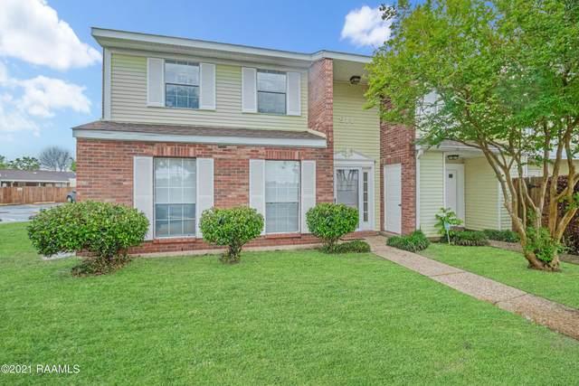 101 Wilbourn Boulevard #914, Lafayette, LA 70506 (MLS #21003325) :: Keaty Real Estate