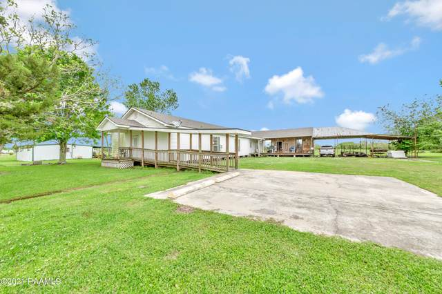 17901 W La Hwy 330, Abbeville, LA 70510 (MLS #21003370) :: Keaty Real Estate