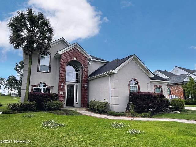 105 Mission Hills Drive, Broussard, LA 70518 (MLS #21003397) :: Keaty Real Estate