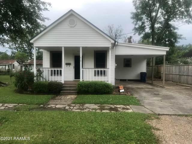 410 E Oak Street, Crowley, LA 70526 (MLS #21003407) :: Keaty Real Estate