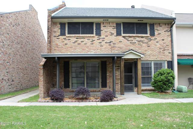 204 Dublin Circle E, Lafayette, LA 70506 (MLS #21003422) :: Keaty Real Estate
