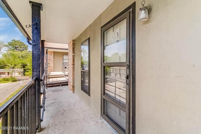 701 S College Road #303, Lafayette, LA 70503 (MLS #21003426) :: Keaty Real Estate