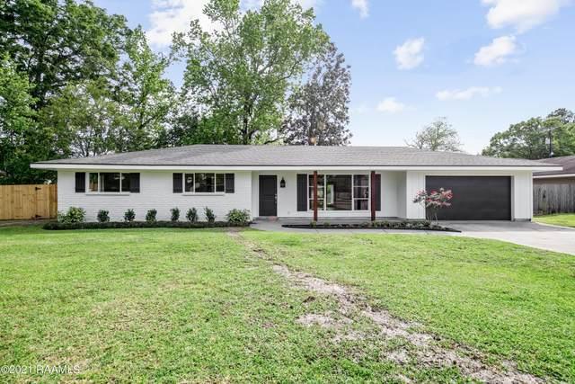 424 Alonda Drive, Lafayette, LA 70503 (MLS #21003432) :: Keaty Real Estate