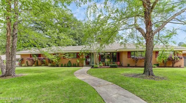 130 Betts Street, Lafayette, LA 70503 (MLS #21003455) :: Keaty Real Estate