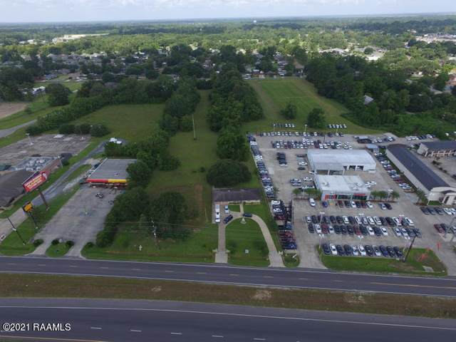 5717 I-49 Service Rd Road, Opelousas, LA 70570 (MLS #21003462) :: Keaty Real Estate