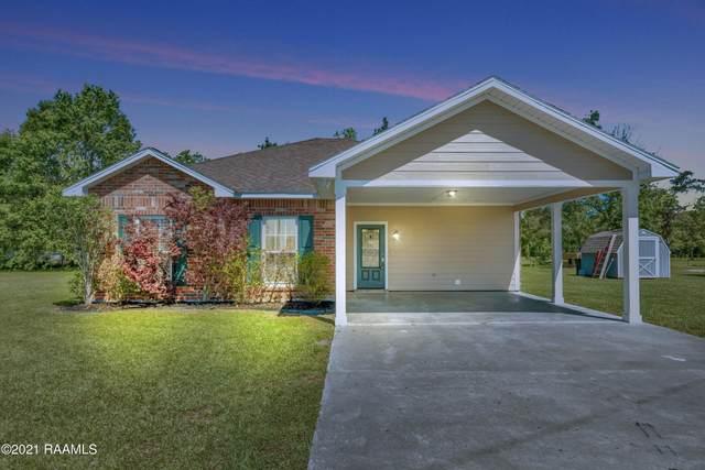 1013 Gleaux Drive, Breaux Bridge, LA 70517 (MLS #21003502) :: Keaty Real Estate