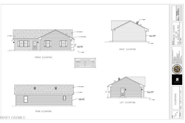 108 Briarwood Drive, Sunset, LA 70584 (MLS #21003513) :: Keaty Real Estate