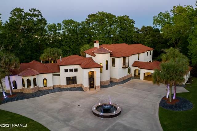 203 Reidel Private Road, Broussard, LA 70518 (MLS #21003532) :: Keaty Real Estate