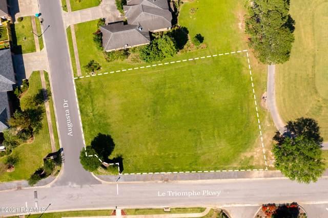 1201 Le Triomphe Parkway, Broussard, LA 70518 (MLS #21003552) :: Keaty Real Estate
