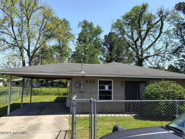 224 Maraist Street, St. Martinville, LA 70582 (MLS #21003555) :: Keaty Real Estate