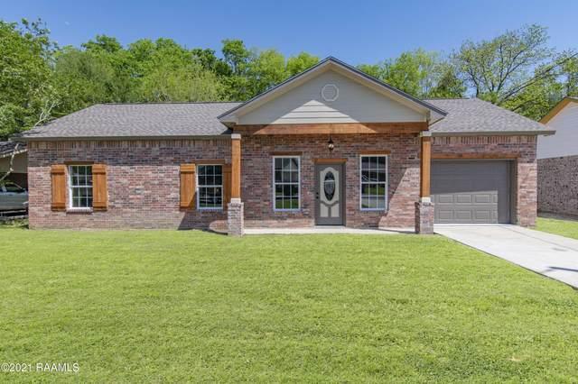 274 Carl Drive, Opelousas, LA 70570 (MLS #21003574) :: Keaty Real Estate