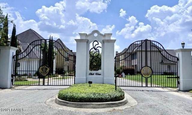 104 Club View Drive, Lafayette, LA 70503 (MLS #21003593) :: Keaty Real Estate