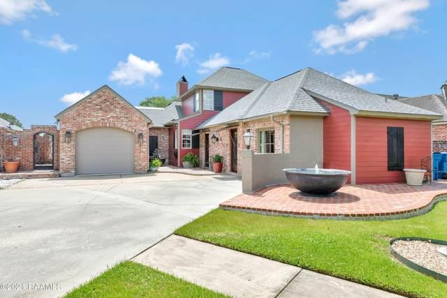 117 Cherbourg Circle, Lafayette, LA 70508 (MLS #21003672) :: Keaty Real Estate