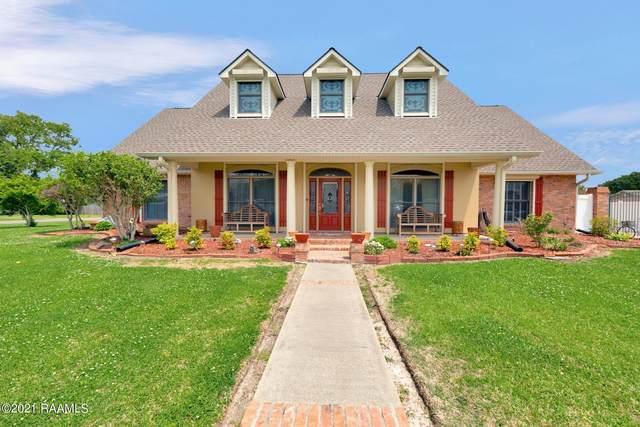 312 Ann Drive, Rayne, LA 70578 (MLS #21003756) :: Keaty Real Estate