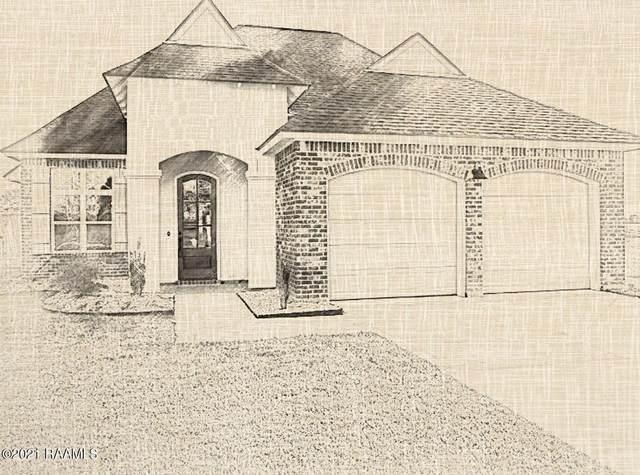 12428 Beau Soleil Drive, Abbeville, LA 70510 (MLS #21003765) :: Keaty Real Estate