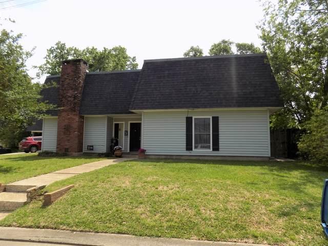 186 Catherine Street, Lafayette, LA 70503 (MLS #21003769) :: Keaty Real Estate