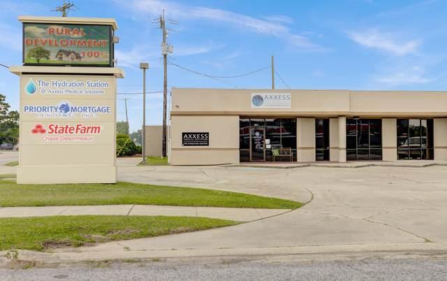 2306 W Pinhook 101A, Lafayette, LA 70508 (MLS #21003798) :: Keaty Real Estate