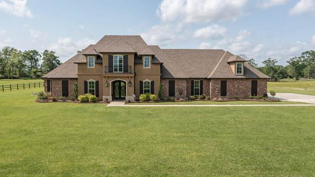 125 Saddle Dr. Drive, Opelousas, LA 70570 (MLS #21003844) :: Keaty Real Estate