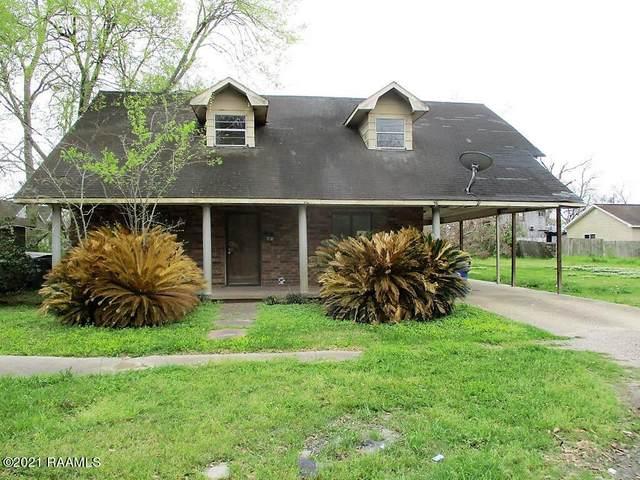 615 W 4th Street, Crowley, LA 70526 (MLS #21003846) :: Keaty Real Estate