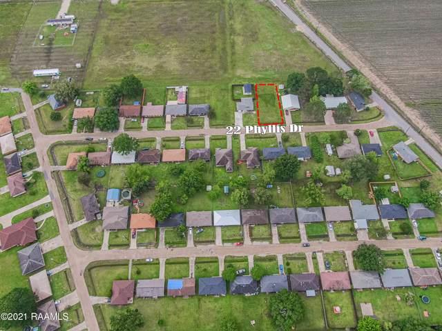 Phyllis Drive Lot 21, New Iberia, LA 70560 (MLS #21003896) :: Keaty Real Estate