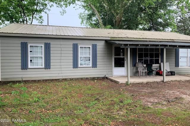 206 Chalmette Drive, Lafayette, LA 70501 (MLS #21003908) :: Keaty Real Estate