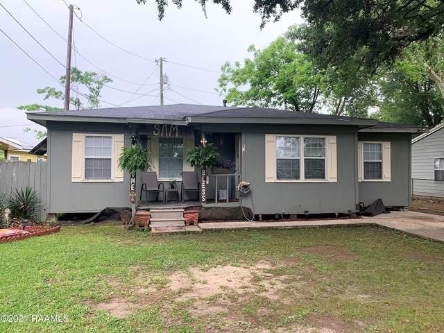 208 Chalmette Drive, Lafayette, LA 70501 (MLS #21003910) :: Keaty Real Estate