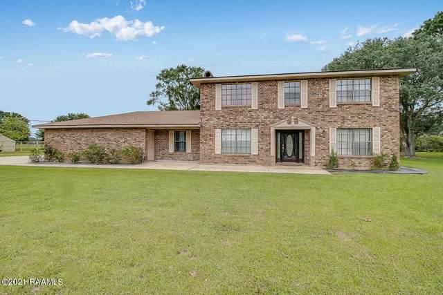 131 Andrus Lane, Eunice, LA 70535 (MLS #21003945) :: Keaty Real Estate