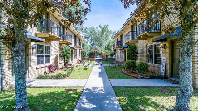 316 Stevenson Street #3, Lafayette, LA 70501 (MLS #21004009) :: Keaty Real Estate
