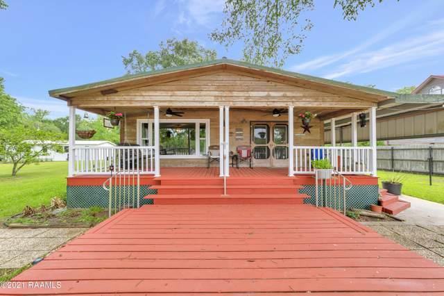 2205-A Atchafalaya River Hwy Highway, Breaux Bridge, LA 70517 (MLS #21004011) :: Keaty Real Estate