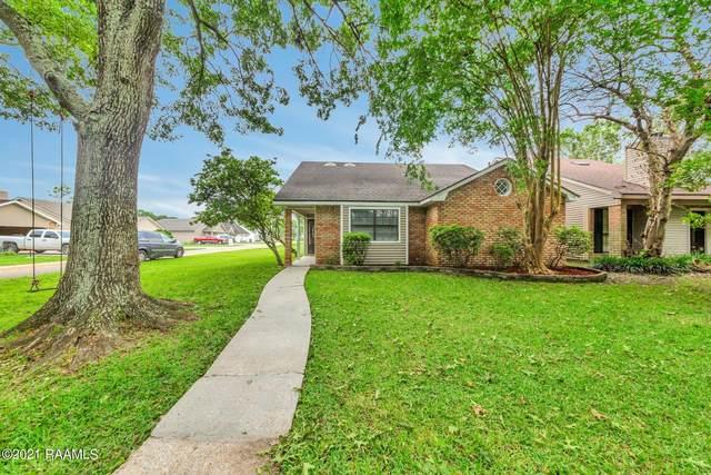 216 Newlands Street, Lafayette, LA 70506 (MLS #21004013) :: Keaty Real Estate