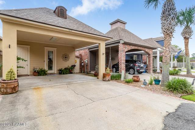 107 Coconut Grove Circle, Lafayette, LA 70508 (MLS #21004024) :: Keaty Real Estate