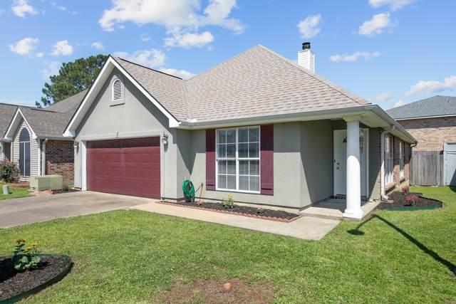 104 Cane Ridge Circle, Lafayette, LA 70508 (MLS #21004064) :: Keaty Real Estate