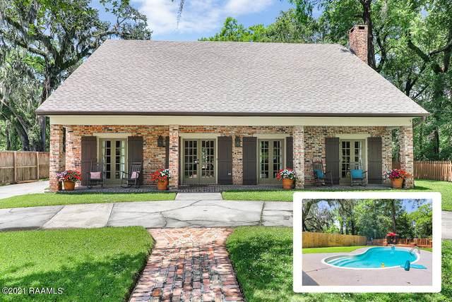 415 Beverly Drive, Lafayette, LA 70503 (MLS #21004065) :: United Properties