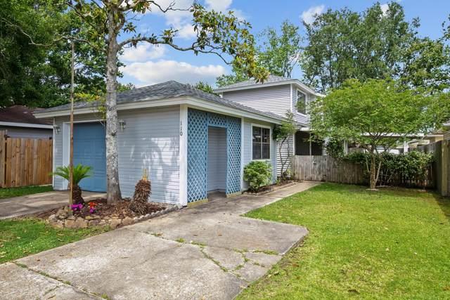 110 Anastasie Drive, Lafayette, LA 70508 (MLS #21004072) :: Keaty Real Estate