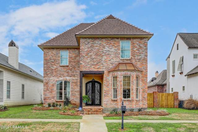 505 N Montauban Drive, Lafayette, LA 70507 (MLS #21004122) :: Keaty Real Estate