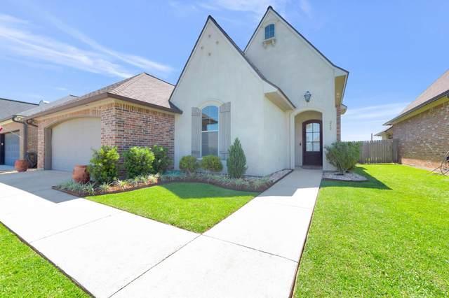 212 Bayou Parc Drive, Youngsville, LA 70592 (MLS #21004141) :: Keaty Real Estate