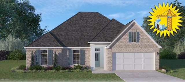 223 New Trails Lane, Lafayette, LA 70508 (MLS #21004142) :: Keaty Real Estate