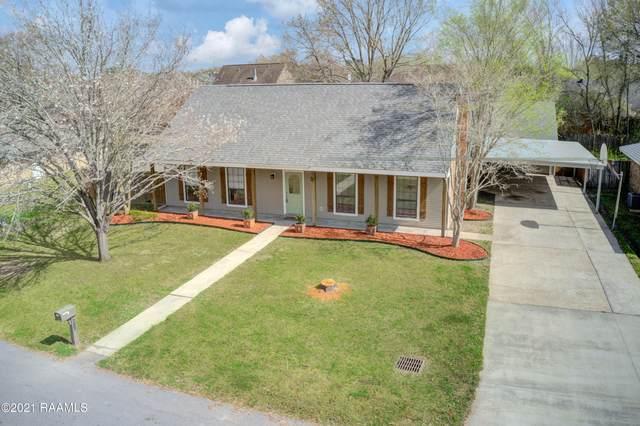 505 Yvette Marie Drive, Lafayette, LA 70508 (MLS #21004152) :: Keaty Real Estate