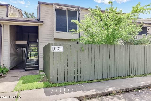 220 Doucet Road 230D, Lafayette, LA 70503 (MLS #21004196) :: United Properties