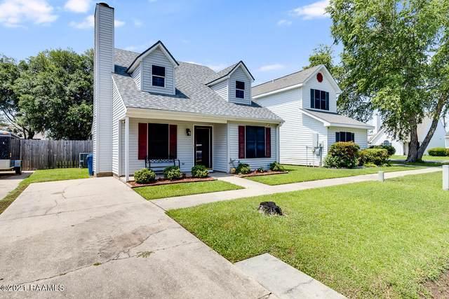 126 Syrup Row, Lafayette, LA 70508 (MLS #21004199) :: Keaty Real Estate