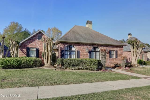 105 Oak Terrace Drive, Lafayette, LA 70508 (MLS #21004278) :: Keaty Real Estate