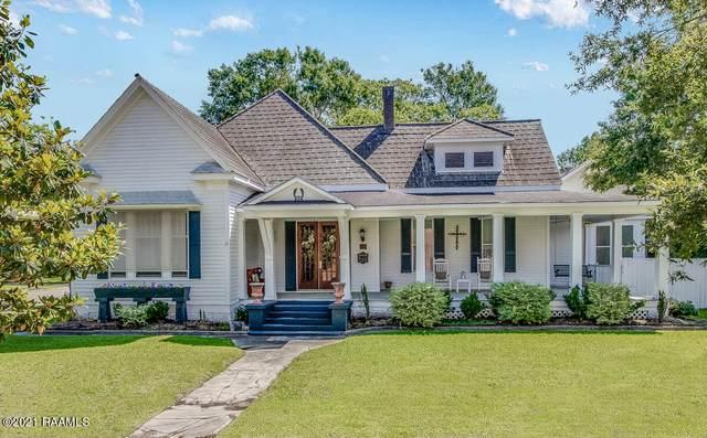 426 N Ave H, Crowley, LA 70526 (MLS #21004354) :: Keaty Real Estate