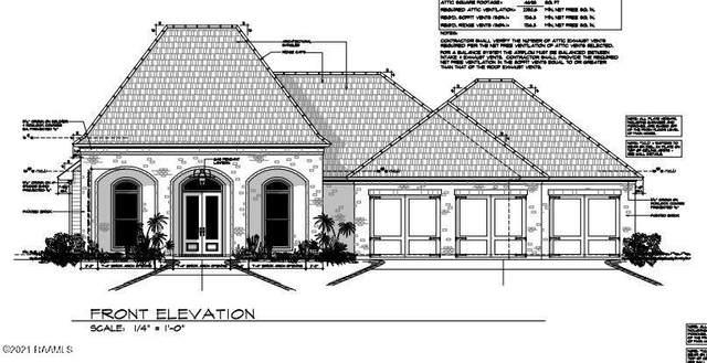 102 Perdu Hill Run, Youngsville, LA 70592 (MLS #21004438) :: United Properties