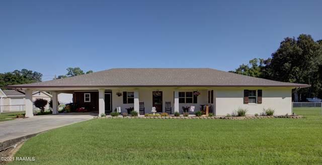 407 Romona Street, Jeanerette, LA 70544 (MLS #21004441) :: Keaty Real Estate