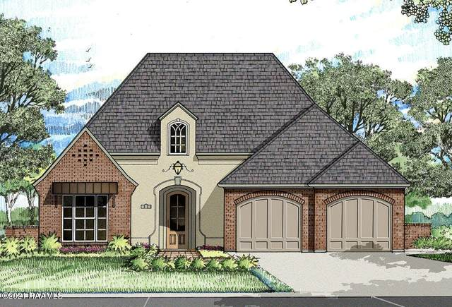 203 Wadesboro Road, Carencro, LA 70520 (MLS #21004564) :: Keaty Real Estate