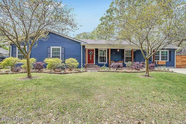 1107 W Saint Mary Boulevard, Lafayette, LA 70506 (MLS #21004586) :: Keaty Real Estate