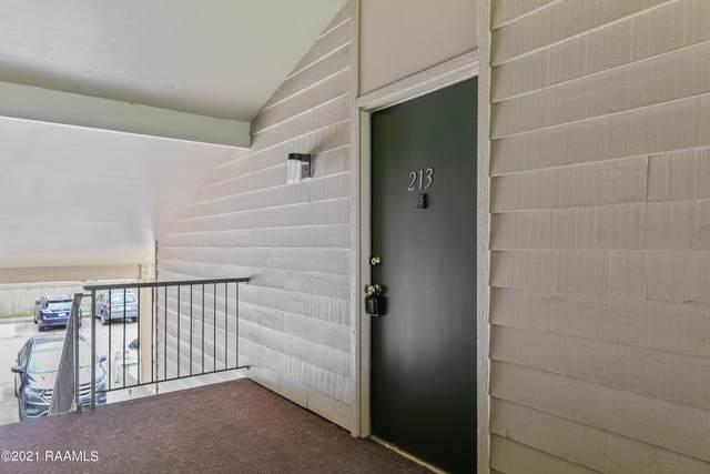 220 Doucet Road 213 B, Lafayette, LA 70503 (MLS #21004611) :: United Properties
